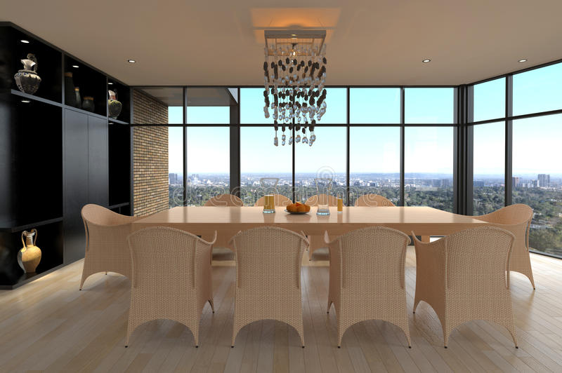 Modern Design Dining Room