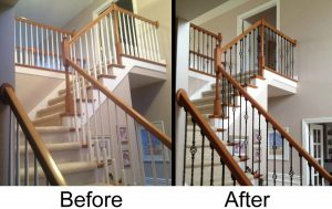 Twist Series Balusters