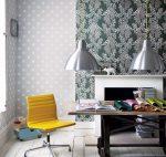 На стенах сочетание обоев и краски – Как сочетать обои в интерьере и с чем: 7 нестандартных способов