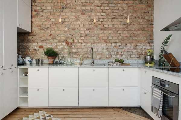 белая кухня в стиле лофт черный синий зеленый серый и из