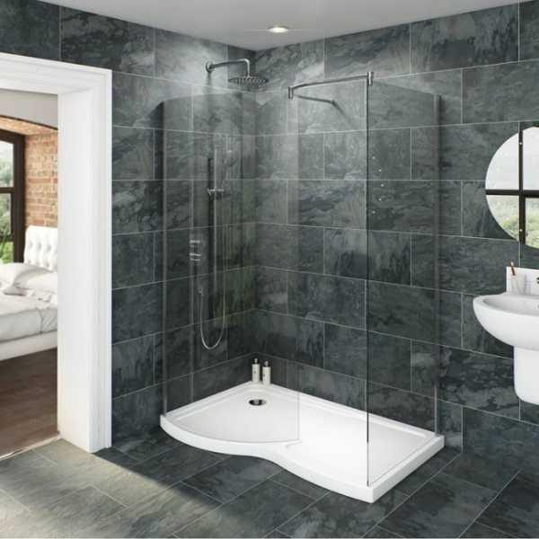 Фото ванных комнат с душевыми кабинами