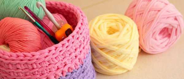 вязание трикотажная пряжа необычные идеи для вязания из